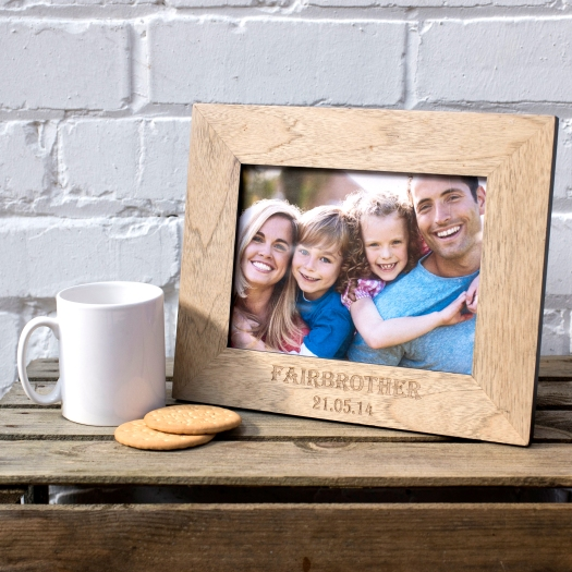 wooden-photo-frame-gettingpersonal-co-uk